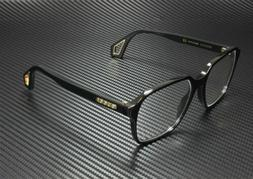 New Gucci GG 0469-O 001 Black Men's Authentic Eyeglasses 56-