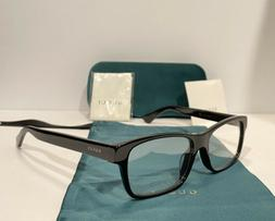 NEW GUCCI Mens GG0006OA 001 Black Eyeglasses Optical Frames