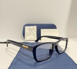 NEW GUCCI Mens GG07710A 003 Blue Eyeglasses Optical Frames W