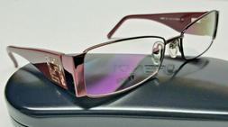 NEW FENDI Optical RX Eyeglasses Frames Pink Rose F923R 52 -1