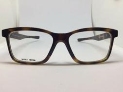NEW Oakley OX8069-0253 Fenceline Polished Tortoise 53.18.136