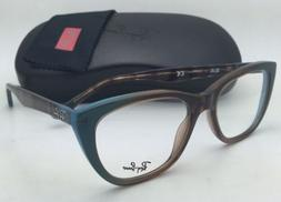 New RAY-BAN Eyeglasses/Frames RB 5322 5490 51-18 Gradient Br