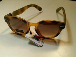 Night owl nerd eyeglass frames tortoise brown/Gold