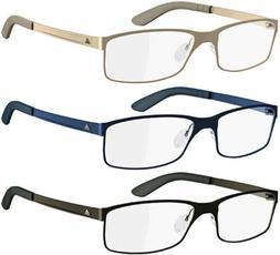 Adidas Optical Lazair 2.0 Men's Steel Eyeglasses Frames AF51