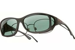 Cocoons Over Rx Eyewear Sunglasses - Pilot  / Frame: Black L
