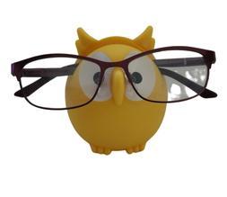 500acfa04182 Owl Glasses Sunglasses Eyeglass Holder Stand Display Rack Sm