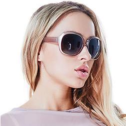 Polarized Sunglasses for Women, AkoaDa UV400 Lens Sunglasses