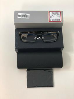 Prada PR 16MV Eyeglasses ZXH1O1 Blue