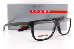 Prada Sports PS02GV-UB71O1 Rectangular Men's Black Frame Gen