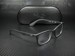 RayBan RX7047 5196 MATTE BLACK DEMO LENS 56 mm Men's Eyeglas