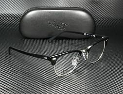 RAY BAN RX5154 2000 Shiny Black Demo Lens 51 mm Unisex Eyegl