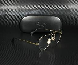 ray ban rx6489 2946 gold on top