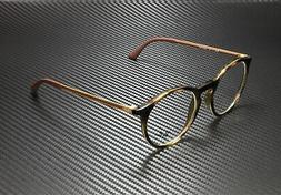 RAY BAN RX7132 2012 Havana Demo Lens 50 mm Men's Eyeglasses