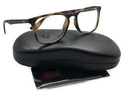 Rayban Frames Eyeglasses Eyewear RB 7074F 5365 52mm Rubber H