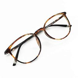 Reading Glasses Round Computer Readers for Women Men Eyeglas
