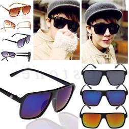 Retro Men's Vintage UV400 Outdoor Sunglasses Sports Driving