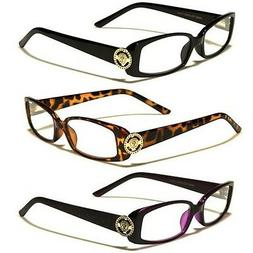 Kleo Rhinestone Reading Glasses 1.25 1.50 2.00 2.50 3.00 3.2