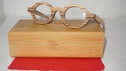 Specs of Wood RX Authentic Eyeglasses New Round 56 20 145
