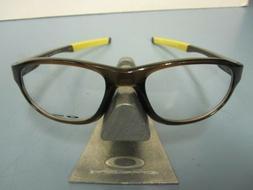 OAKLEY mens RX eyeglass frame CROSSLINK STRIKE BARK OX8048-0