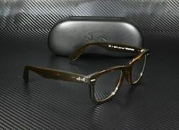 RayBan RX4340V 2012 HAVANA DEMO LENS 50 mm Unisex Eyeglasses