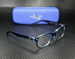 RayBan Junior Vista RY1555 3667 BLUE BLUE FLUO DEMO LENS 46