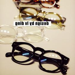 Sale Retro Vintage Round Optical Glasses Frame <font><b>Clea