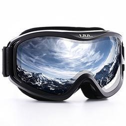 JULI OTG Ski Goggles-Over Glasses Ski / Snowboard Goggles fo