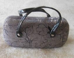 California Accessories Sunglass/Eyeglass Hard Shell Case Wit
