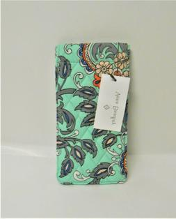 Vera Bradley Sunglass Eyeglass Sleeve Case - FAN FLOWERS 150