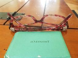Tiffany eyeglasses frames women NWOT