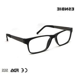 ESNBIE TR90 Memory Optical Glasses <font><b>Frame</b></font>