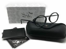 Persol TYPEWRITER EVOLUTION PO 3207V Round Black  Eyeglasses