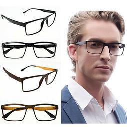 ULTEM Men's Flexibled Myopia Glasses Optical Eyeglasses Fram