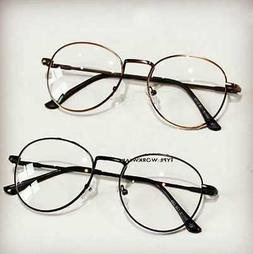 unisex japan retro metal eyeglasses korean myopia