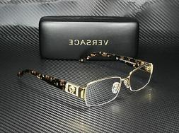 ve 1175b eyeglasses w gold