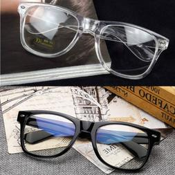 Vintage Full-rim Eyeglasses Glasses Frames Men Women Eyewear