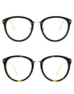 TIJN Vintage Optical Eyewear Non-prescription Eyeglasses Fra
