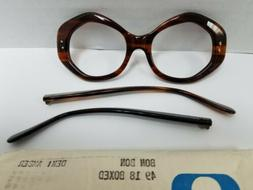 Vintage Women's PATHWAY OPTICAL Eyeglasses Glasses Frames De