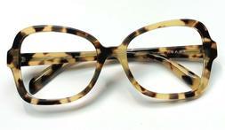 Prada VPR 25S 7S0-1O1 Eyeglasses Glasses Yellow & Brown Hava