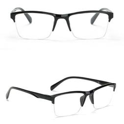 Old Man Half Frame Reading Glasses Eyeglass Spectacles Presb