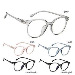 Women Eye Eyeglasses Frames Women Clear Lens Computer Optica