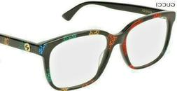Gucci Eyeglasses GG0331OA-003 Multicolor Frame / Demo Lenses