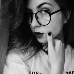 Women Reading Glasses Vintage Round Eyeglasses Computer Eyew