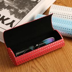 Women's Eyeglasses Case Elegant Design Storage Box Eye-wear