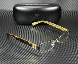 Coach Women's HC5027B Eyeglasses Dark Brown/Dark Tortoise 52