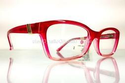 Allure Women's Rx Prescription Eye Glasses Frames L3004 Red