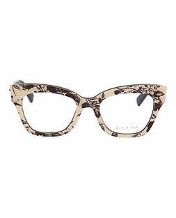 Gucci Womens Cat Eye Optical Frames GG0060O-30001028-004