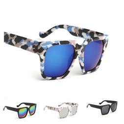 Womens Men's Fashion Mirror Sunglasses Outdoor Sports Eyewea