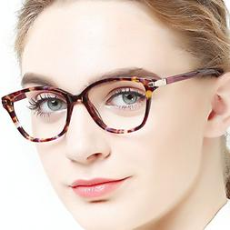 477ccecae OCCI CHIARI Womens Rectangle Stylish Eyewear Frame Non-Presc