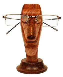 WhopperIndia Wooden Eyeglass Holder Spectacle Display Stand